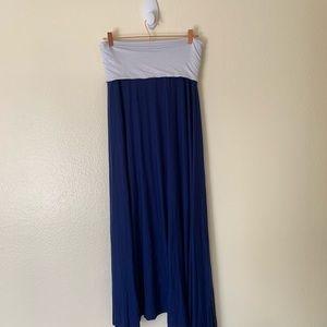 Victoria's Secret maxi skirt/dress large
